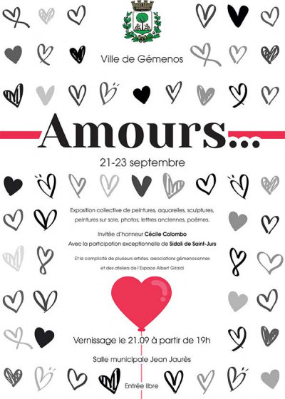 Expo AMOURS...