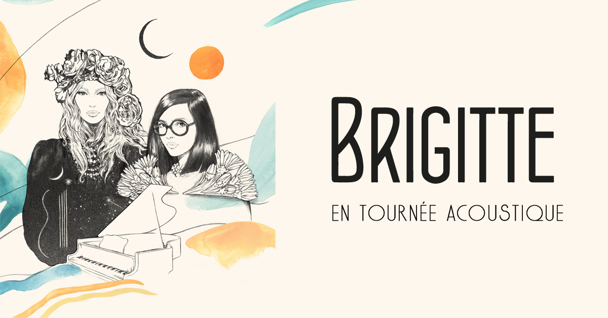 EVENT Brigitte acoustic Tour