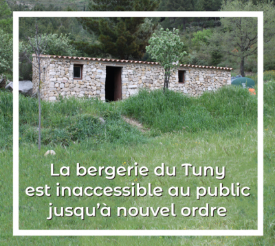 Bergerie de Tuny inaccessible